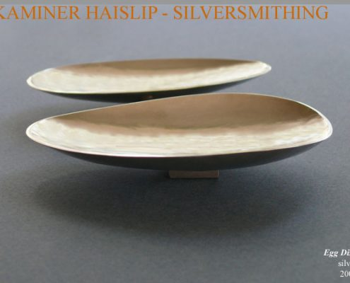 trays silver dish egg design