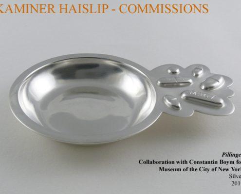 pillinger NY silver