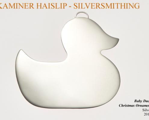 duck christmas ornament