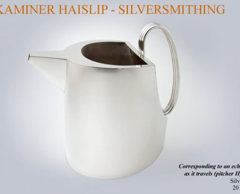 silver pitchers contemporary pitcher