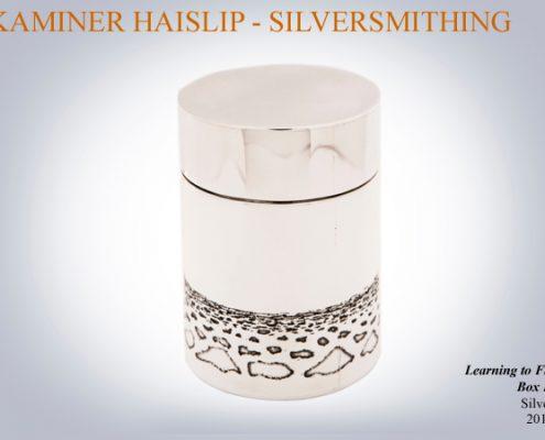 boxes silver box etched cloud design