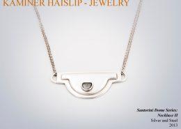 necklaces santorini necklace silver jewelry