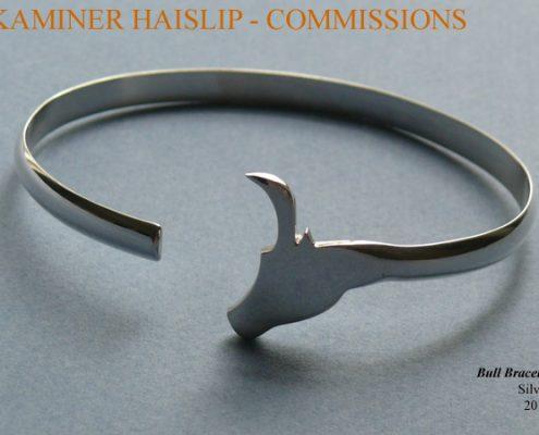 bracelets bull bracelet commissions