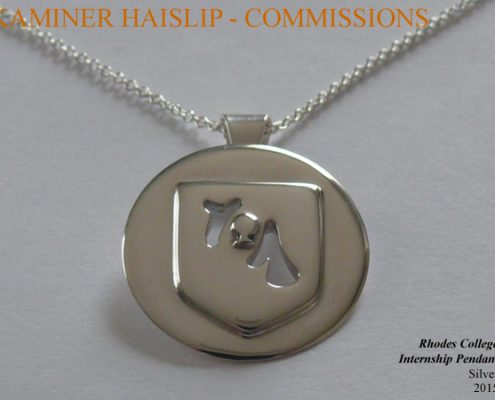 silver award custom design bespoke commissions necklaces