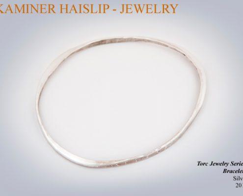 bracelets torc jewelry hammered silver bangle bracelet