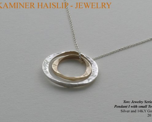 necklaces commissions gold silver pendant torc jewelry