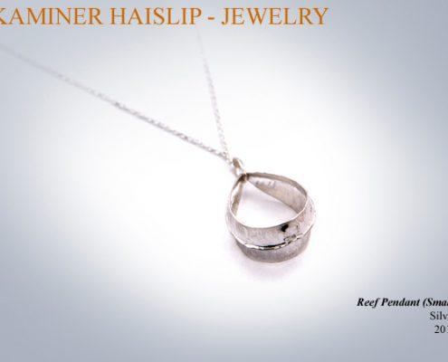 necklaces silver reef necklace