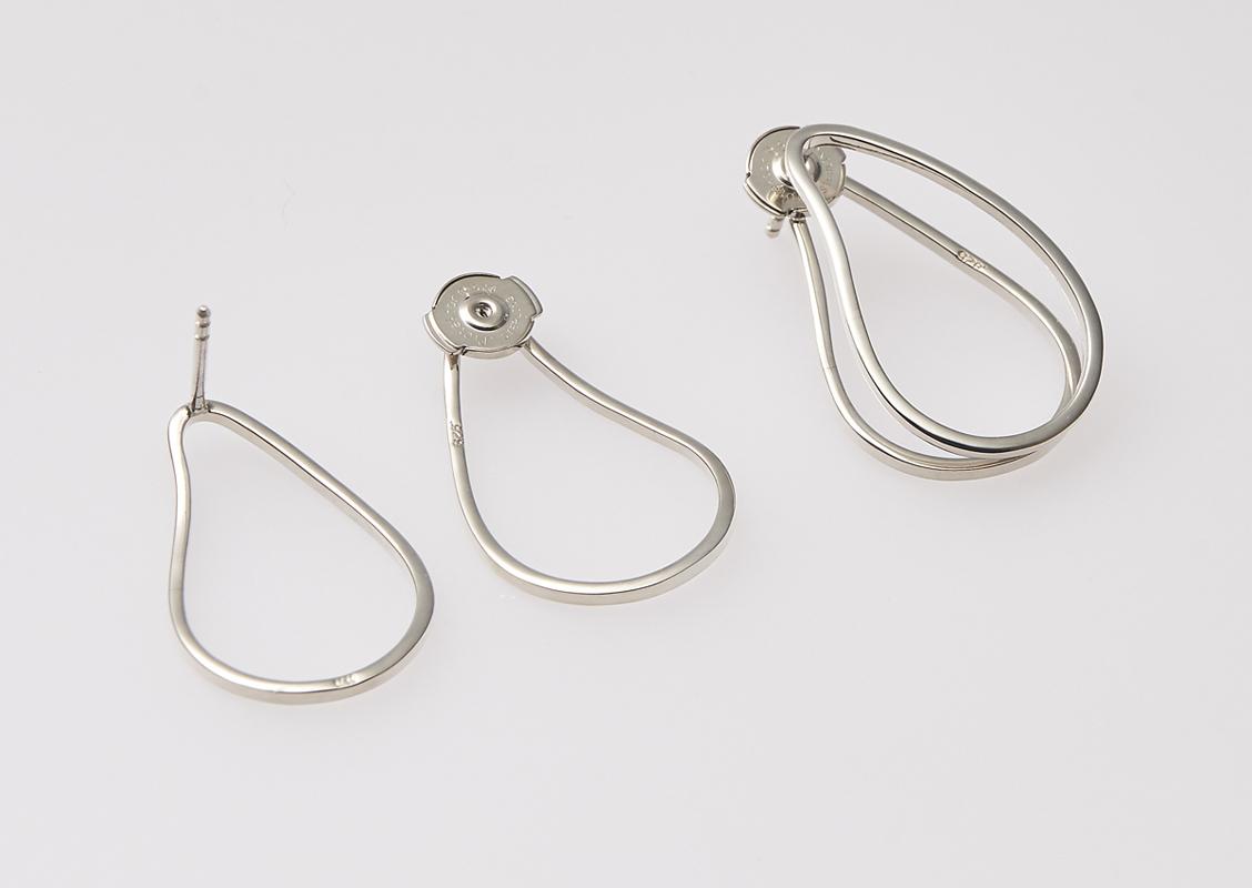 oyster earrings