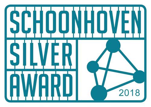 schoonhoven silver award 2018