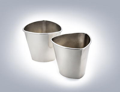 silver tumblers silver cup functional art tabletop design