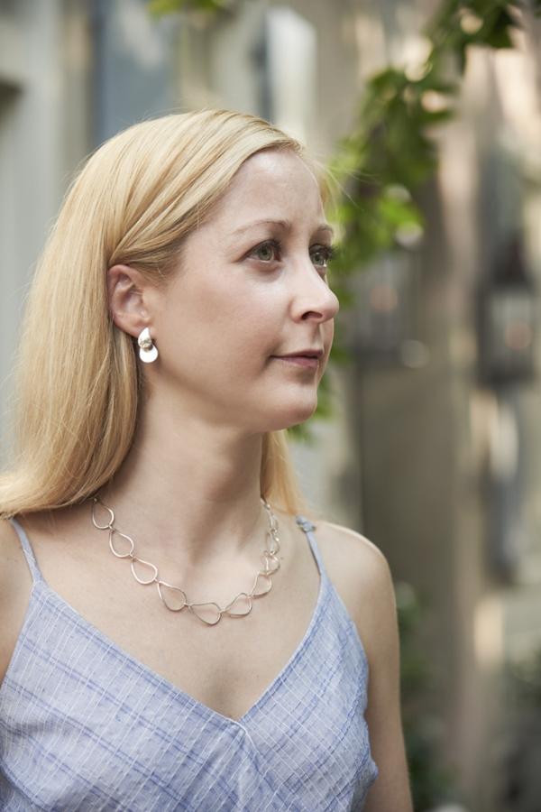 modern silver jewelry