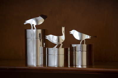 silver boxes bird box round silver box christmas gifts for her