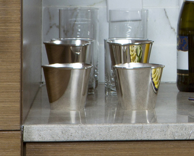 silver beaker silver cup silver tumbler graduation gift ideas for him