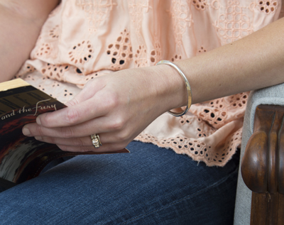 silver cuff bracelet hammered silver bracelet torc jewelry
