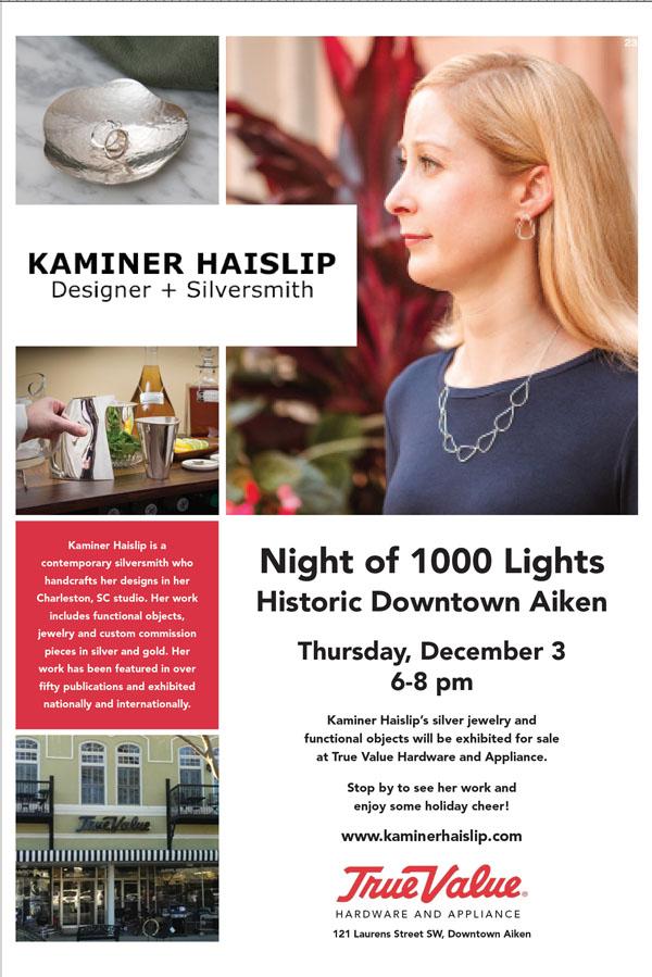 night of 1000 lights