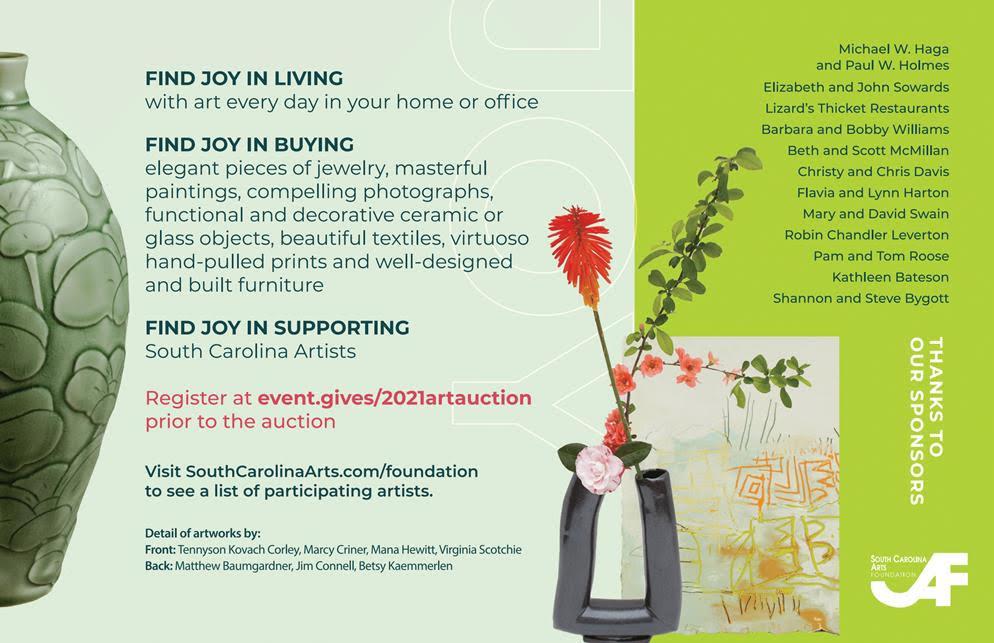 find joy in art auction
