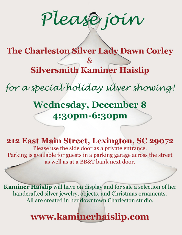 the charleston silver lady